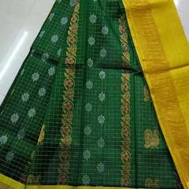 Kanchi silk saree handloom
