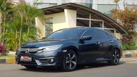 Honda Civic Turbo Km 6Rb 1.5 CVT AT 2017 Persis Seperti Baru!!!