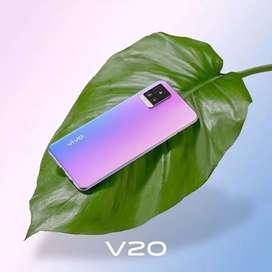 Kredit Handphone Vivo V20 Bunga Ringan