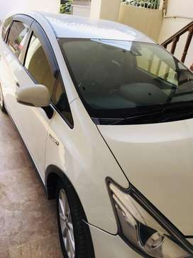 Prius alpha 2015 model for sale