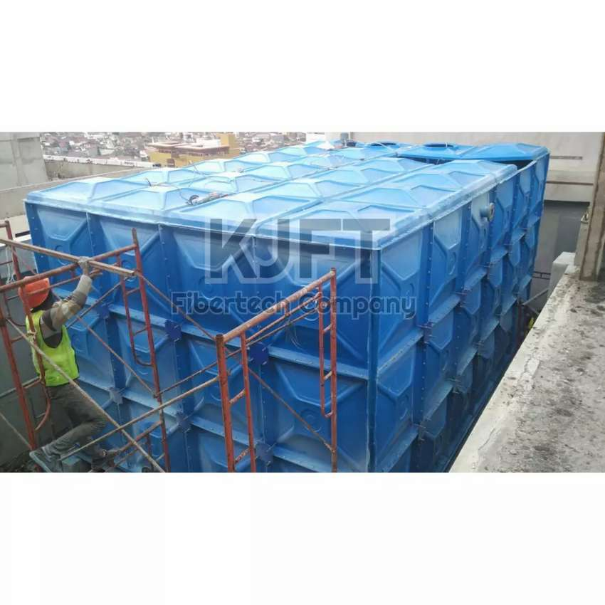 Panel Roof Tank Rooftank Fiberglass 0