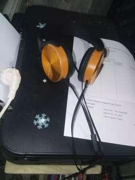 headset mudah sony