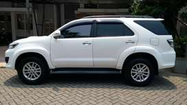Fortuner VNT Turbo 2013 AT
