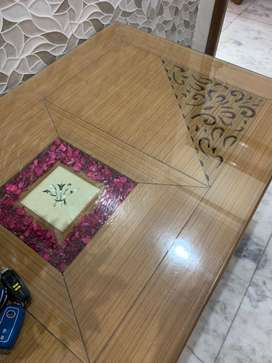 Dining Table Solid Wood Brand New