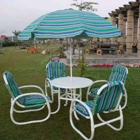 Lawn chairs available now in kpk nowshera