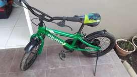 Sepeda anak polygon crosser 16 inch