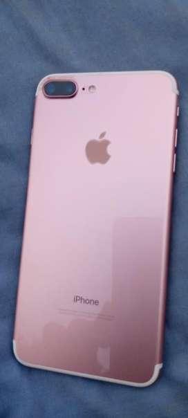 Iphone 7plus 256 gb