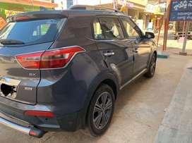 Hyundai creta is sell