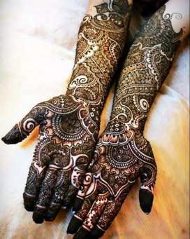 Mehendi A1 AtoZ home beauty care service