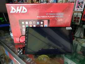 Diskon tv Android 9inch + kamera mundur