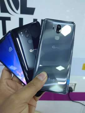 LG G7 4gb/64gb official PTA approved stock