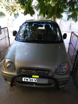 Hyundai Santro 2001 Petrol 60000 Km Driven