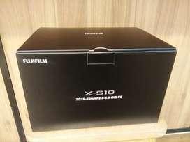 Fujifilm XS10 kit 15.45