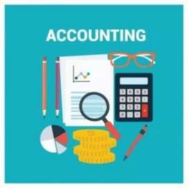 I am looking for Accounts executives job