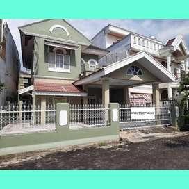 Rumah seken mewah diperumahan panaroma Jl. Pramuka Rumbai
