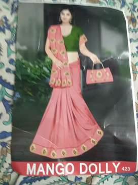 Dress material sarees etc