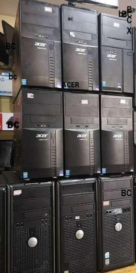 ACER CPU DUAL CORE 4TH GEN, 4GB, 500GB - 8555/- ONLY