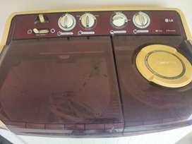 LG Washing machine Semi Automatic (6.8KG)
