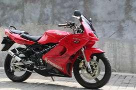 Ninja 150 rr original standart dari baru cari ktm duke mt25 z250 250
