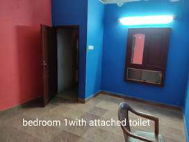 Near MANARCAD CHURCH 2 bedroom with kitchen and facilities for rent