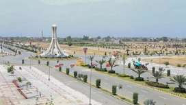 5 Marla Plot For Sale In New Lahore City