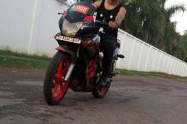 I want to sell my karizma back and red in very good condition