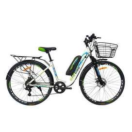 GEEKAY electric and non-electric cycles