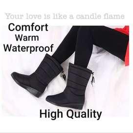 Sepatu Musim Dingin Hangat / Winter Thermal Boots / Salju 02