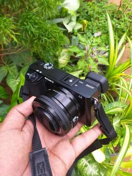 Sony a6100 mirrorless camera for sale