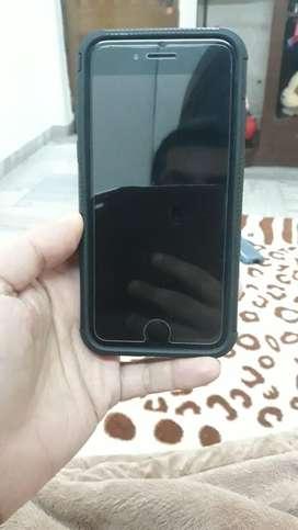 Iphone 7 256 gb , Black colour