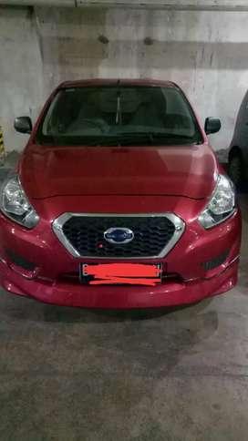 Datsun merah go panca T