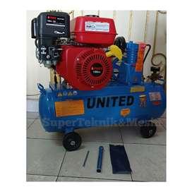 Kompressor United 1/4 HP + Mesin 6,5HP