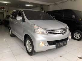 Avanza 1.3 G Manual 2015 Low Km Istimewa