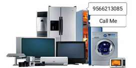 A/C Refrigerator Washing machine and All Home Appliances Service...