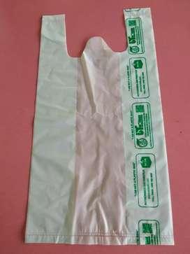 Biodegradable non plastic carry bag