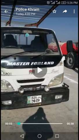 Master  trucsk for land m330