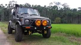 Gypsy modified Offroad Offroad