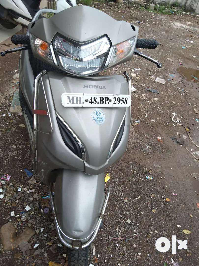 2019 ACTIVA 5G SILVER COLOUR JULY REGISTERED 5YRS INSURANCE
