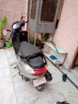 Brand new scooty