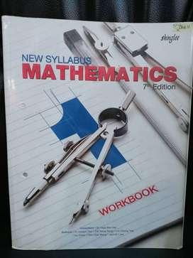 New Syllabus Mathematics 1 Workbook 7th edition