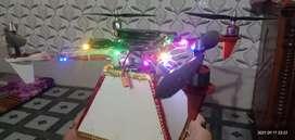 We make custom drone flower dropping box