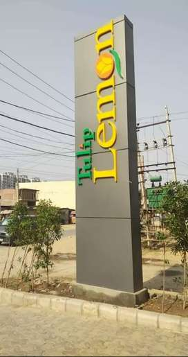 2 BHK Available for rent in Tulip lemon
