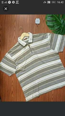 Polo shirt hush puppies XL ORI