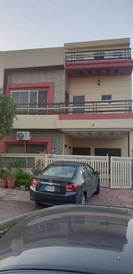 Brand New Villa for Sale at Hot Location in Reasonable Price