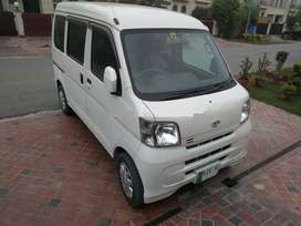 Buy Daihatsu Hijet 2010 on easy installment