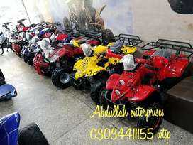 Quad atv 4 wheels dubai 50cc 300cc delivery all Pakistan