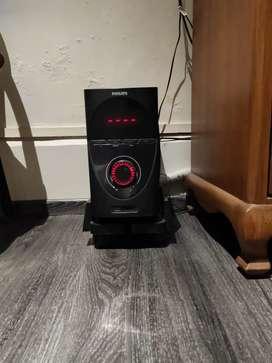 Philips SPA7000B 5.1 Speaker System