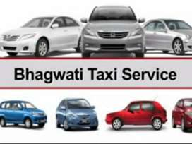 Bhagwati taxi services