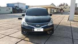 Nissan Grand Livina XV CVT 2014 Hitam