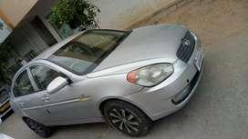 Hyundai Verna VGT CRDi, 2010, Diesel